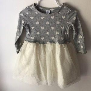 12-18 months GAP tulle dress
